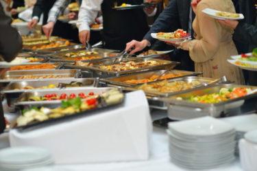 Организация обедов на предприятии