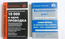 10000 проводок по бухгалтерскому учету