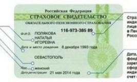 Проверка СНИЛС по базе пенсионного фонда