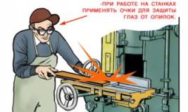 Инструкция по охране труда для столяра плотника