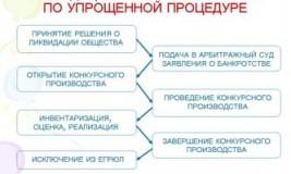 Ликвидация организации через банкротство