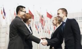 Бизнес партнерство с Китаем