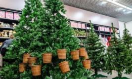 Торговля искусственными елками бизнес