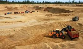 Бизнес-идея: добыча песка