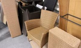Бизнес-идея: садовая плетеная мебель из искусственного ротанга. Ротанг искусственный в производстве