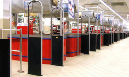 Система антикража для магазина