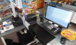 Автоматизация небольшого розничного магазина