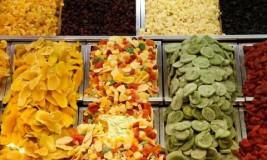 Бизнес на овощах: производство сушеных овощей. Рынок сушеных овощей в России