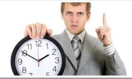 Учет рабочего времени во вредных условиях труда